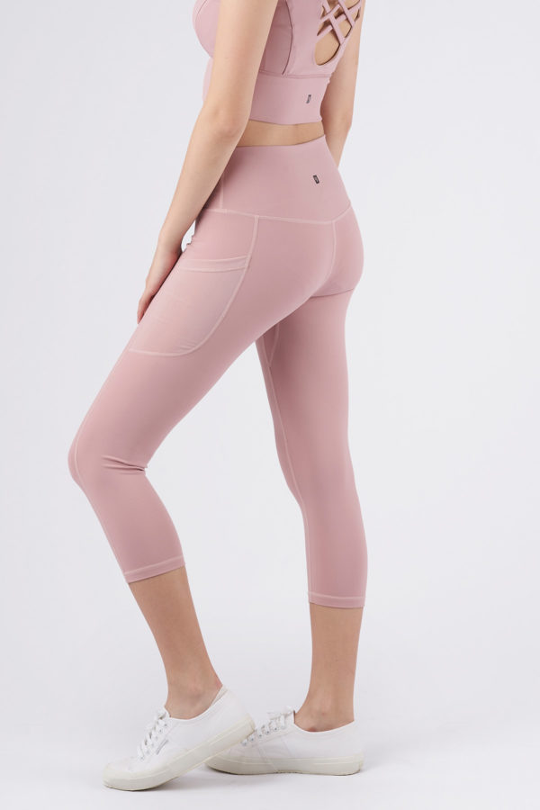 Kanso Active High Waist Capri