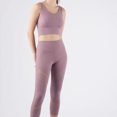Balletic Flow Sports Bra (Long Line) - Colour Variants I