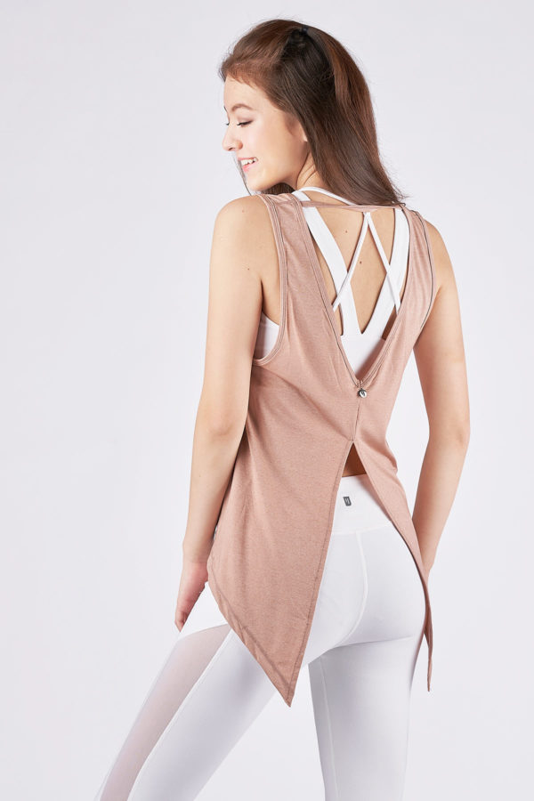 Enchanted Tie Back Tank