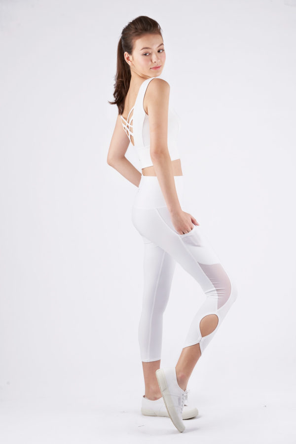 Go Chic High Waist Capri