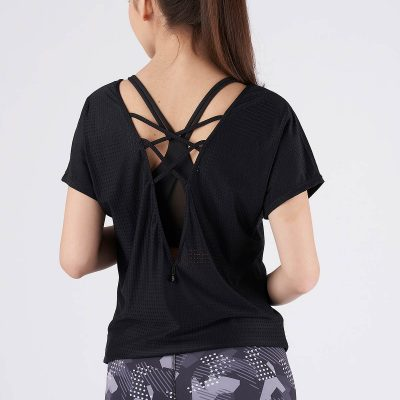 Stay Cool Sleeve Top