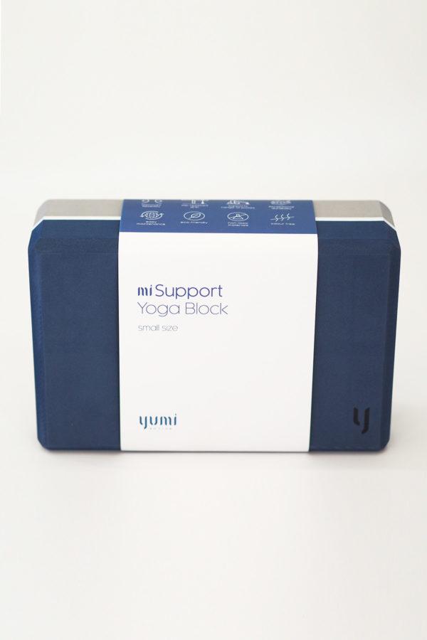 miSupport Yoga Block (Standard 4x6x9″)
